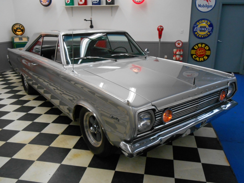 1966 Plymouth Satellite HEMI 426ci 4 Speed | Midwest Muscle Cars