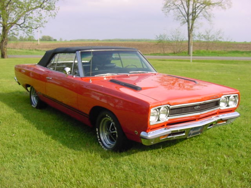 1968 Plymouth GTX Convertible | Midwest Muscle Cars